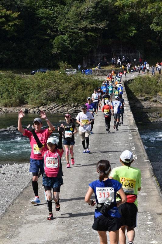四万十 川 ウルトラ マラソン 2020