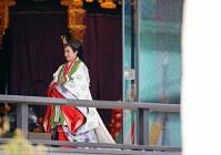 Japan's Empress Masako leaves the