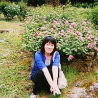 東日本大震災の前年、撮影された大久保真希さんの写真(提供写真)