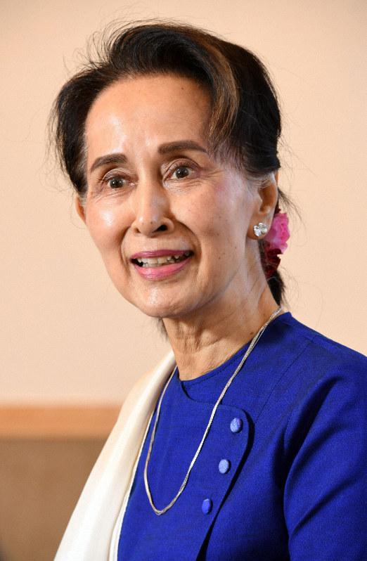 Suu Kyi calls for more cooperation to repatriate Rohingya refugees ...