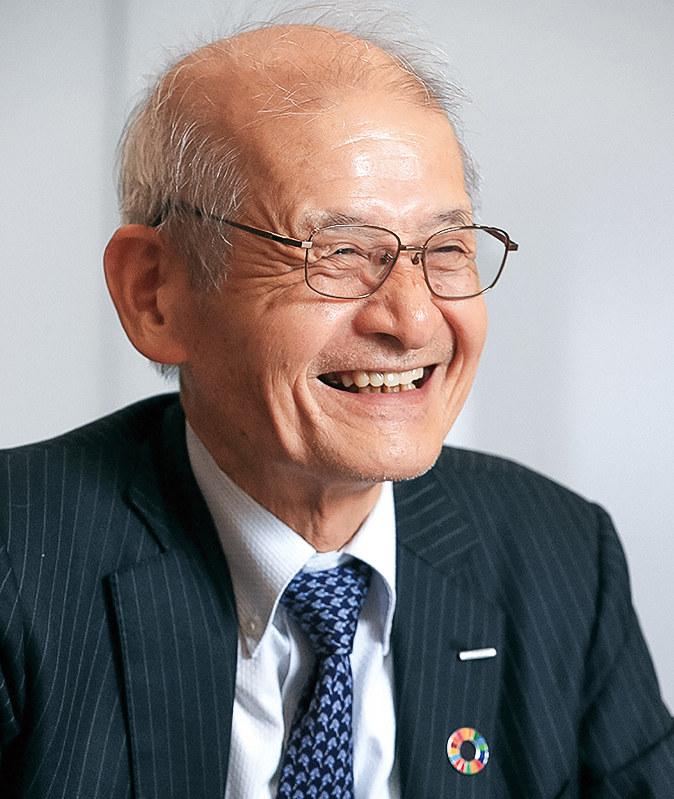 吉野彰 旭化成名誉フェロー・名城大教授