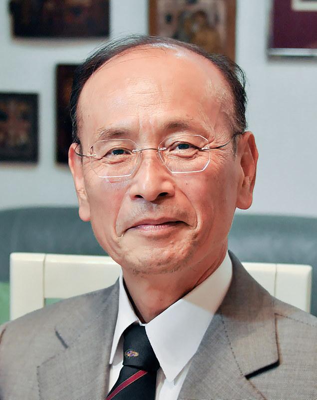 孫崎享 元外交官