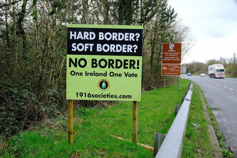 アイルランドの国境問題は合意したが・・・・・・(Bloomberg)