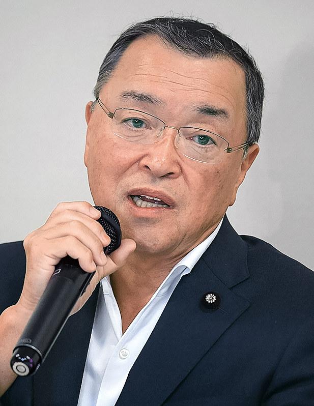 宮沢洋一 前税調会長