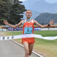 長野県代表・佐久長聖