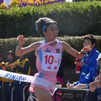 高知県代表・山田