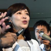 菊池桃子さん=首相官邸で2016年5月、竹内幹撮影