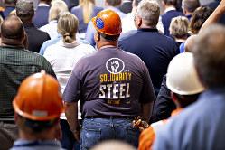 保護主義は米労働者にさらなる被害(Bloomberg)