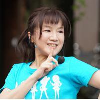 最年長の新人として活躍する「帰ってきたキューピッドガールズ」の水沢有希さん=東京都墨田区で、米田堅持撮影