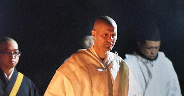 German-born Buddhist monk passes ancient exam at Japan temple - The Mainichi