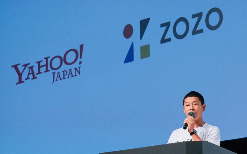 今年9月、ヤフーとの業務提携と自らの社長辞任を発表したZOZO創業者の前澤友作氏