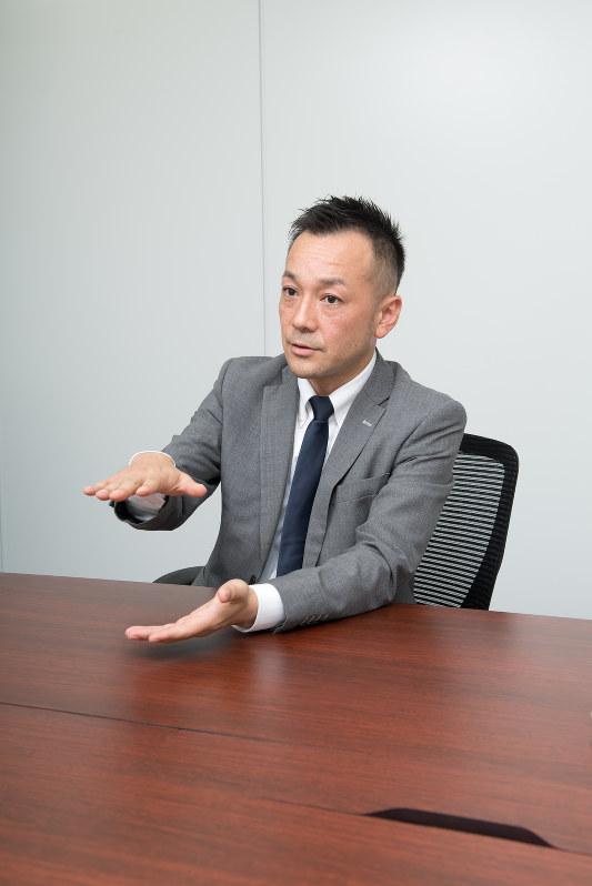 エレソル株式会社 南里啓介取締役