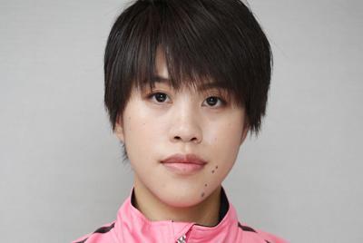 天満屋の小原怜選手=岡山市北区で2019年10月11日、梅田麻衣子撮影