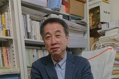 出口俊一さん=神戸市長田区で2019年10月28日午後0時41分、春増翔太撮影