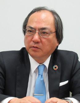 仲谷善雄 立命館大学長