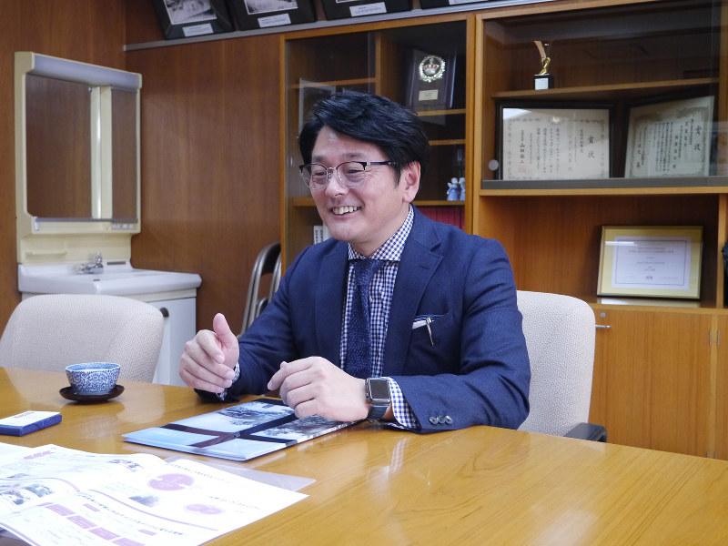 大森昭生 共愛学園前橋国際大学学長