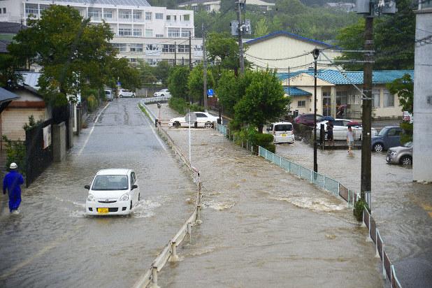 河川 福島 水位 市