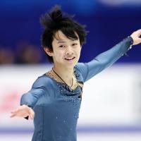 【NHK杯フィギュア】男子SPで演技する島田高志郎=真駒内セキスイハイムアイスアリーナで2019年11月22日、貝塚太一撮影