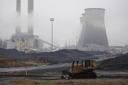 マレー・エナジーHDの石炭を使っていたテネシー州の石炭火力発電所(Bloomberg)