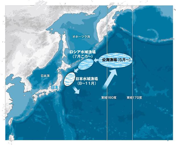 (出所)水産庁「サンマの漁獲状況等について」を基に編集部作成