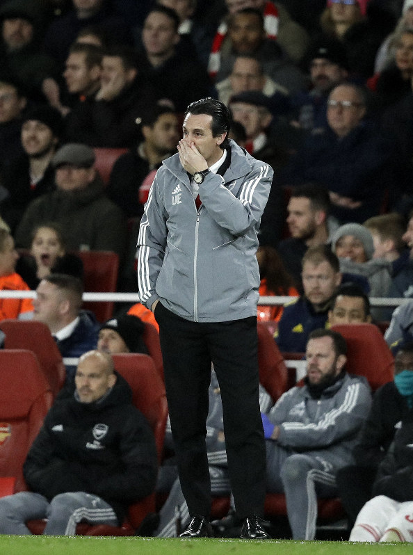 Soccer Unai Emery Fired As Arsenal Manager After Losing Run The Mainichi