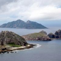 尖閣諸島=2011年10月、代表撮影