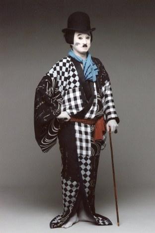 蝙蝠の安さんを演じる松本幸四郎 写真提供 国立劇場