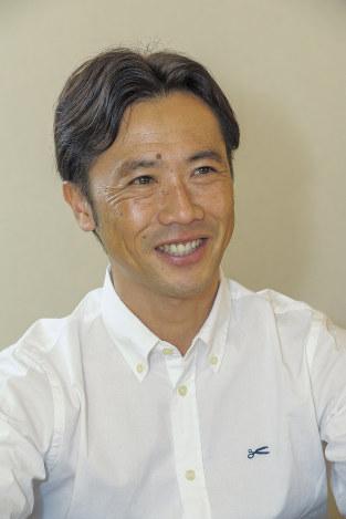 「日本代表が世界のトップに立つためのサポートを第一に、自分のできることを全力でやるだけ」 撮影=佐々木 龍