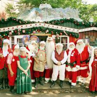 「いろいろなくにの サンタさん」デンマーク(C)Akiko Tsunoda