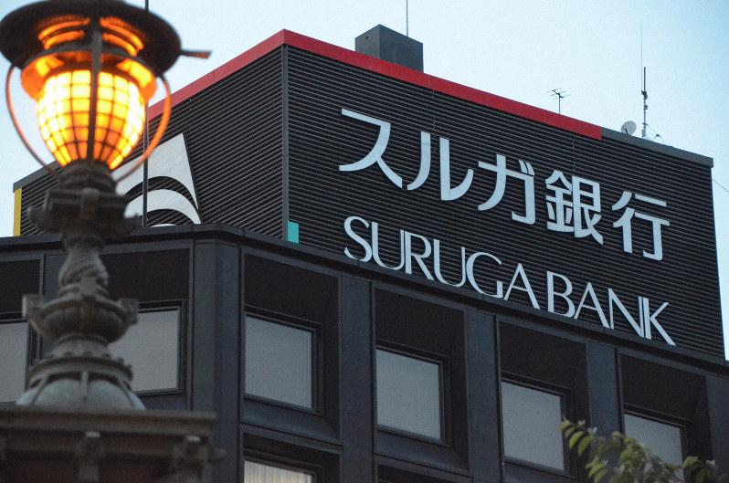 減少額、減少率が最大となったスルガ銀行