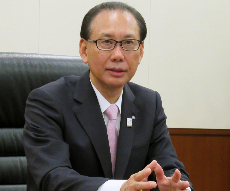 森田 敏夫  野村証券社長