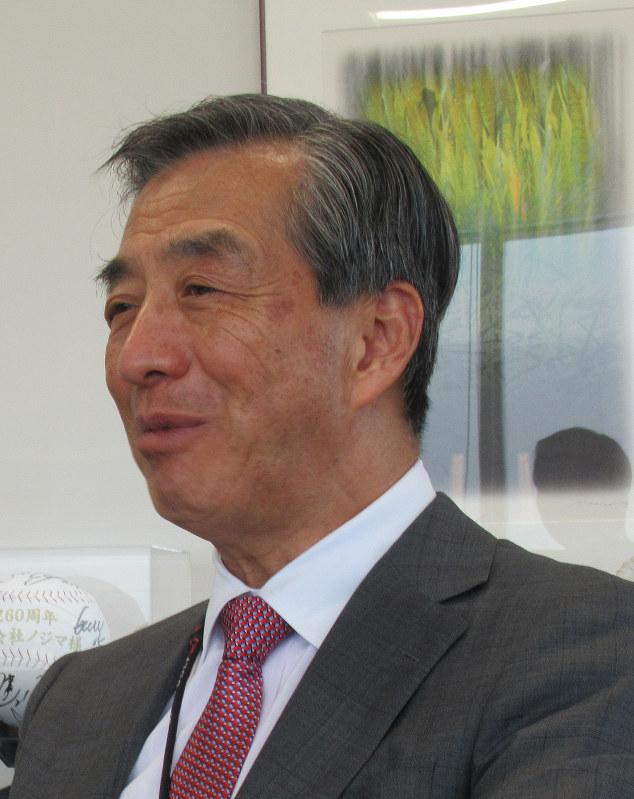 野島 廣司 ノジマ社長