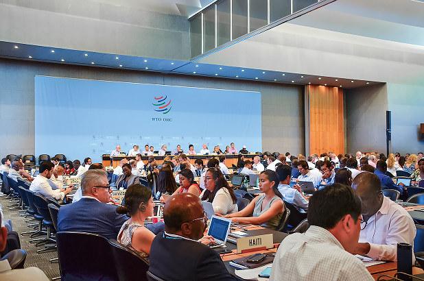 利害対立が顕在化(一般理事会)WTOホームページより