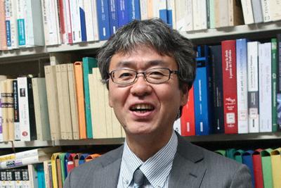 関西大教授 高作正博さん