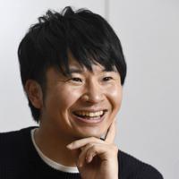 オードリーの若林正恭さん=東京都千代田区で2017年5月31日、藤井達也撮影