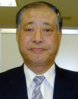Former Defense Agency Director General Tokuichiro Tamazawa (Mainichi)