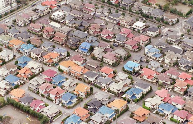 かつての新築大量供給は空き家問題へと姿を変えた