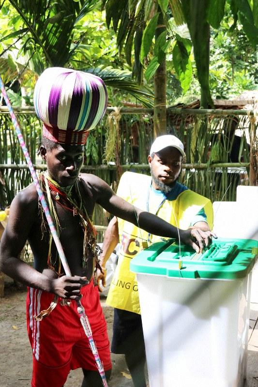 パプアニューギニア・ブーゲンビル住民投票で独立賛成約98% - 毎日新聞