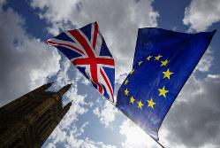 今後のEUとの協議は難航も予想される(Bloomberg)