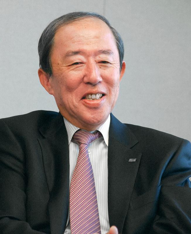 井上亮 オリックス社長兼グループCEO