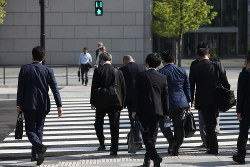 CAP=日本経済にとって少子高齢化は大きな課題