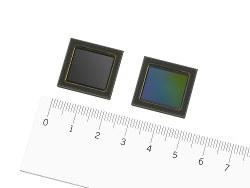 ソニーのCMOSイメージセンサー 同社提供