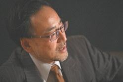 藻谷浩介さん=内藤絵美撮影