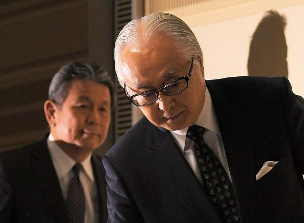 かんぽ不正 日本郵政グループ3社長が引責辞任[写真特集6/10]- 毎日新聞