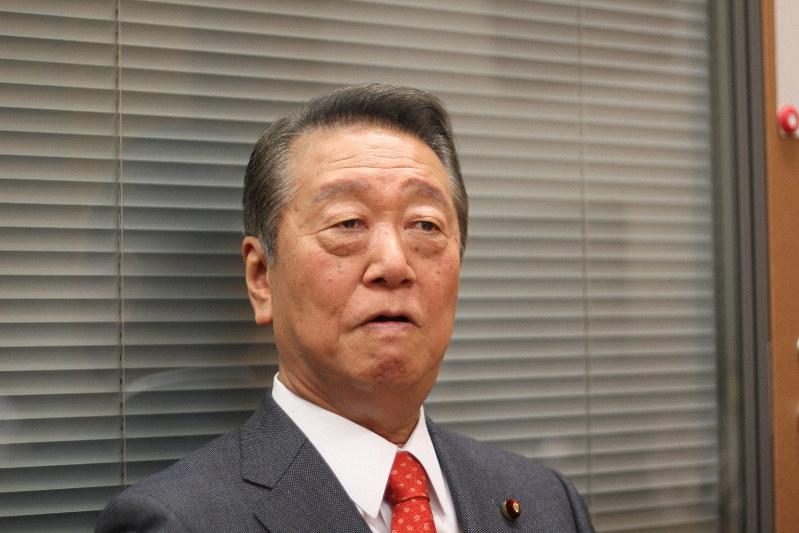 議員 小沢 一郎 衆院