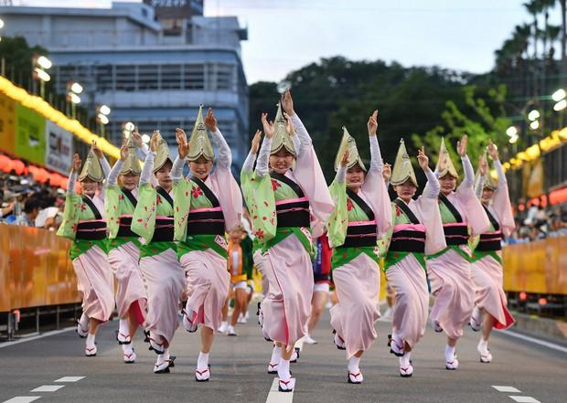 20年の阿波踊りは公演短縮・前倒し 前売りチケット一部値上げ 徳島 ...