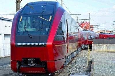 近畿日本鉄道の新型特急「ひのとり」