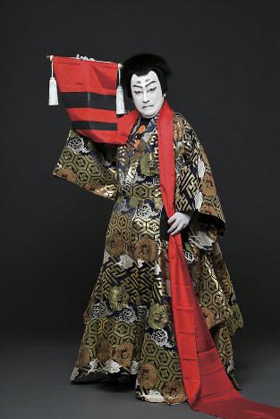 安倍貞任を演じる中村芝翫 写真提供 松竹