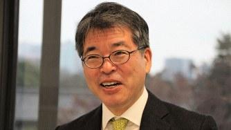 「時短の科学」の著者、内藤耕さん=2019年12月19日