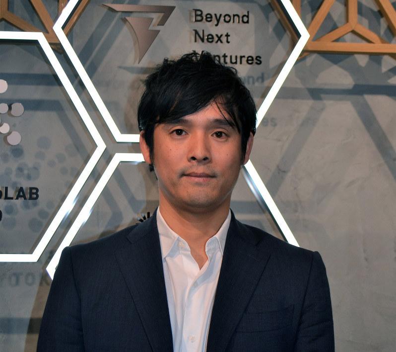 伊藤毅氏(Beyond Next Ventures 代表取締役社長)